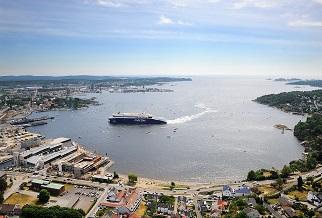 Goda pris tillgängliga mellan Danmark och Norge med Color Line
